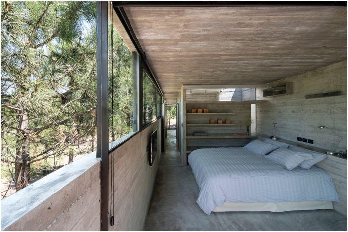 Casa L4. Спалня.
