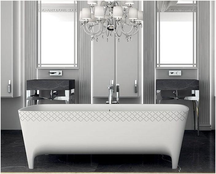 Лаконична вана за всяко пространство