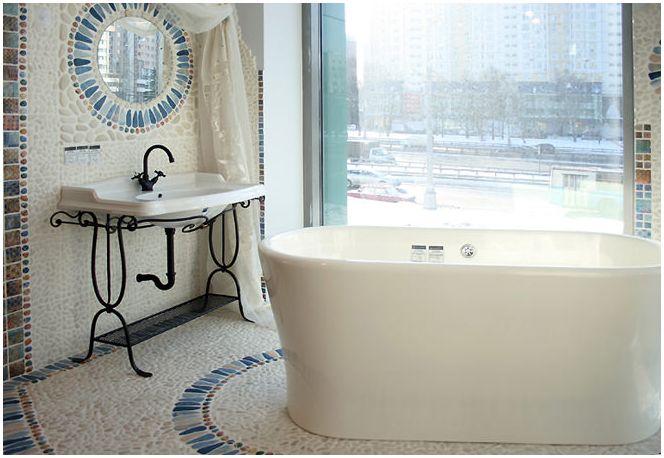 Фен-шуй ванной и туалета