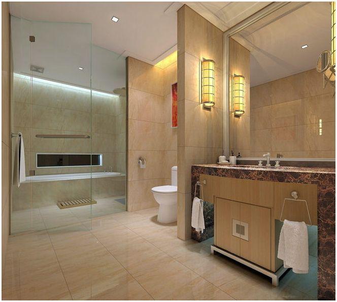 ванная по фен-шуй