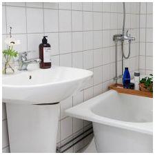Ванная комната в скандинавском стиле-1