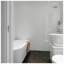 Ванная комната в скандинавском стиле-2