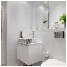 Ванная комната в скандинавском стиле-4