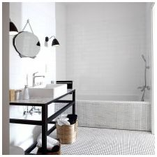 Ванная комната в скандинавском стиле-5