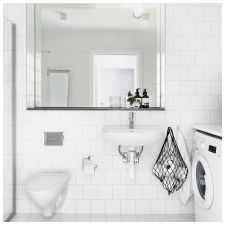 Ванная комната в скандинавском стиле-6