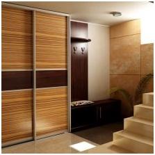 Опции за дизайн на вратите на плъзгащ се гардероб-3 врати