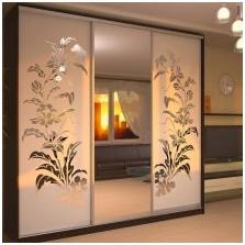 Опции за дизайн на входните врати на гардероба-4