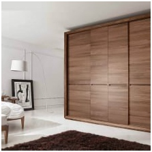 Опции за дизайн на входните врати на плъзгащия се гардероб-5