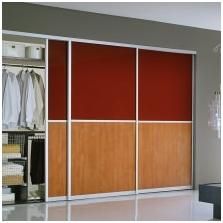 Опции за дизайн на входните врати на плъзгащ се гардероб-10