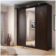 Опции за дизайн на фасадите на вратите на плъзгащия се гардероб-11
