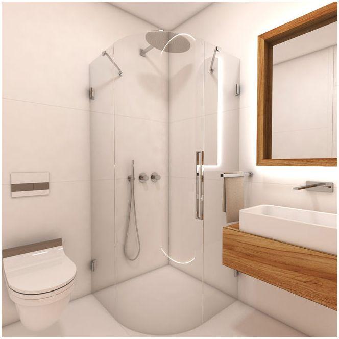 комбинирана вана и тоалетна