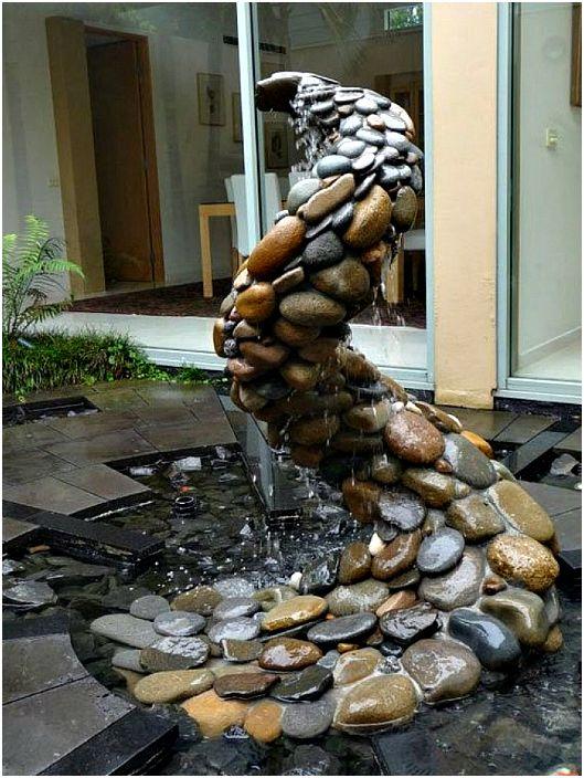 Каменна чешма.