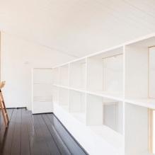 Загородный дом 100 кв. м. в стиле минимализм-34
