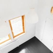 Загородный дом 100 кв. м. в стиле минимализм-38
