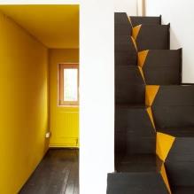 Загородный дом 100 кв. м. в стиле минимализм-39