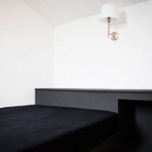 Загородный дом 100 кв. м. в стиле минимализм-40