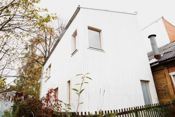 загородный дом 100 кв. м.