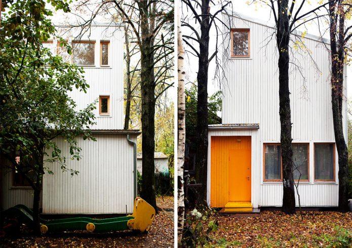 дизайн дома на 100 кв. м.
