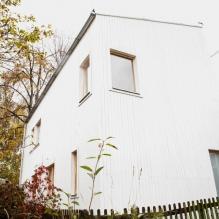 Загородный дом 100 кв. м. в стиле минимализм-2