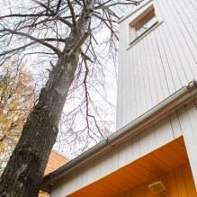 Загородный дом 100 кв. м. в стиле минимализм-3