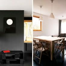 Загородный дом 100 кв. м. в стиле минимализм-9