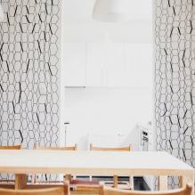 Загородный дом 100 кв. м. в стиле минимализм-13
