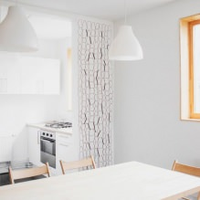 Загородный дом 100 кв. м. в стиле минимализм-14