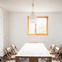 Загородный дом 100 кв. м. в стиле минимализм-15
