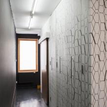 Загородный дом 100 кв. м. в стиле минимализм-17