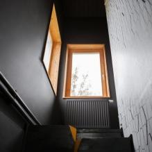 Загородный дом 100 кв. м. в стиле минимализм-20