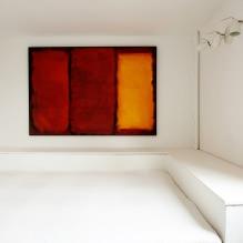 Загородный дом 100 кв. м. в стиле минимализм-21