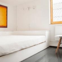 Загородный дом 100 кв. м. в стиле минимализм-22