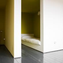 Загородный дом 100 кв. м. в стиле минимализм-25