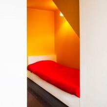 Загородный дом 100 кв. м. в стиле минимализм-28