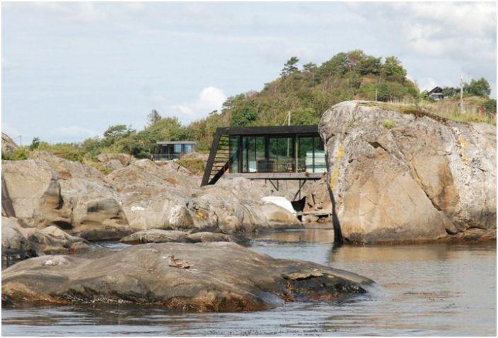 Архитектурен проект от бюро Лунд Хагем.