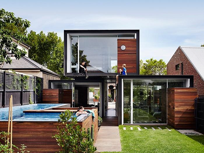 THAT House to budynek mieszkalny w Melbourne.