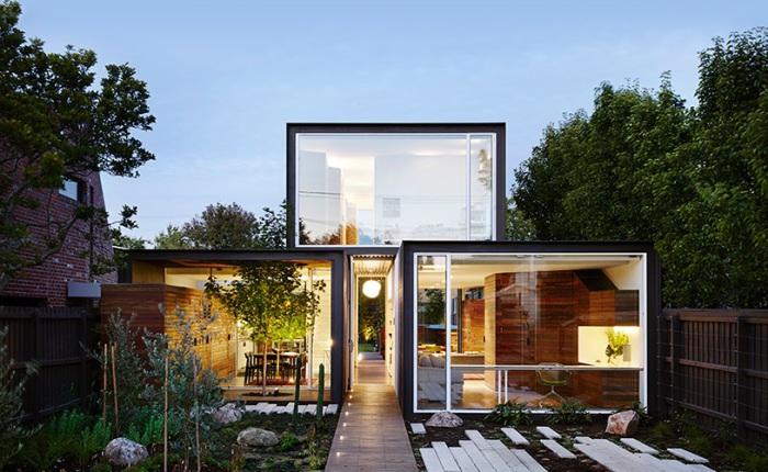 THAT House to dom o kompetentnym układzie.