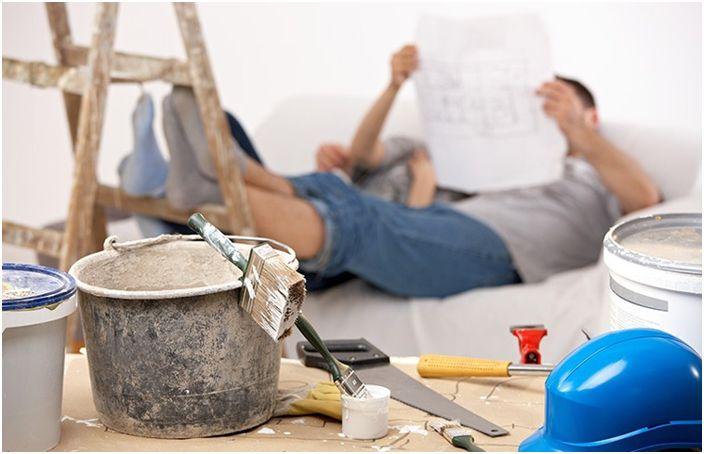 Topp 10 feil ved moderne renovering