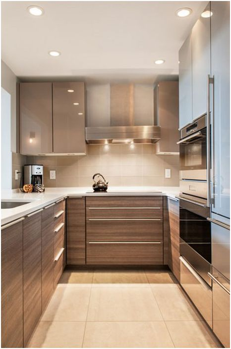 Кухненски интериор от Лий Кимбол