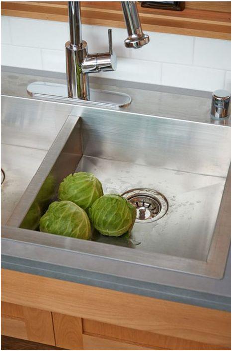 Плитка мивка