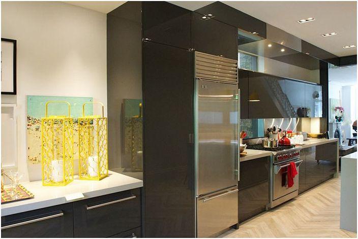 Кухненски интериор от Yorkville Design Center