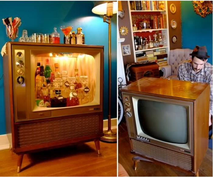 TV bár.