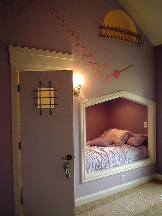 Детская спальня.
