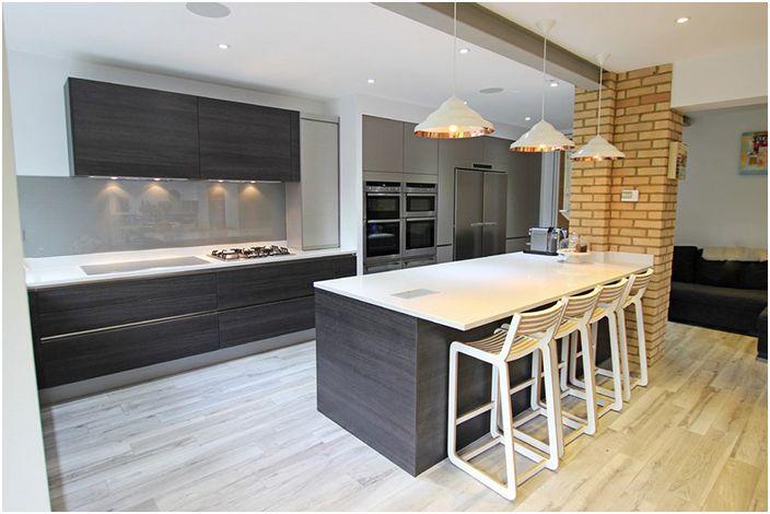 Кухненски интериор от LWK Kitchens London