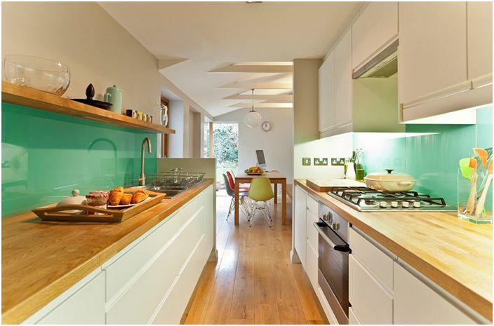 Кухненски интериор от DHV Architects