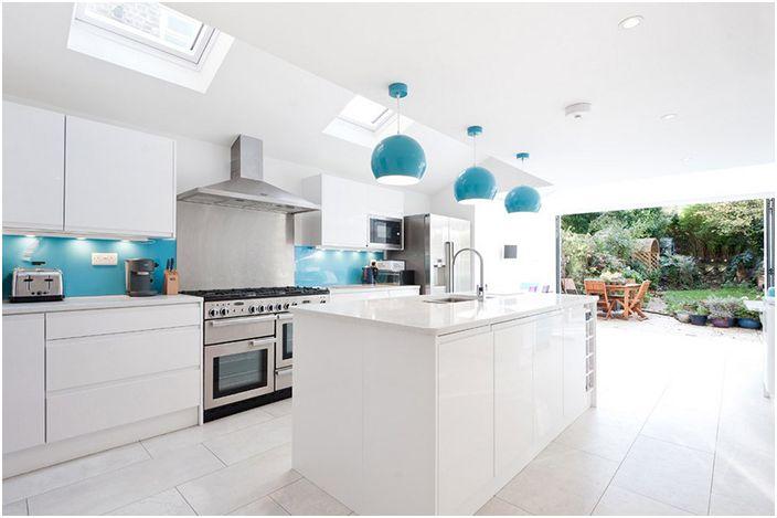 Кухненски интериор от Barnes Design