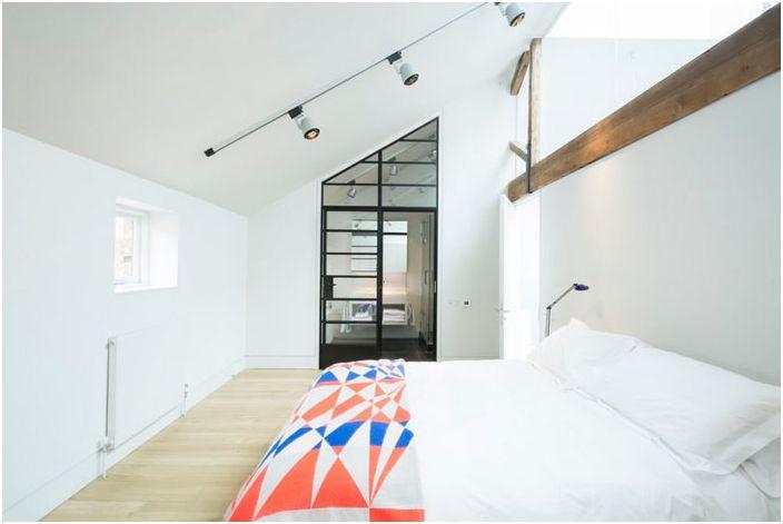 Wnętrze sypialni Domus Nova