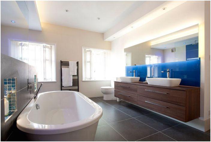 Интериор на банята от Ripples Бани