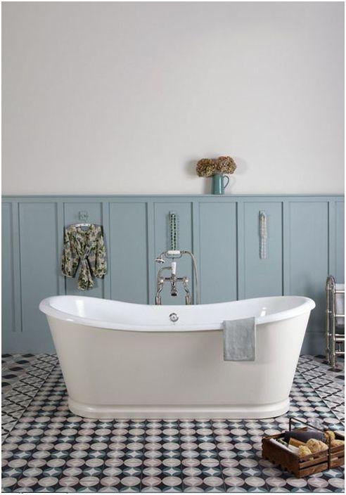 Интериор на банята от McCollum Interiors