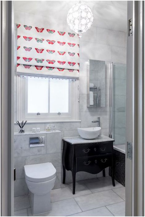 интериор на банята от Интериори на Town House